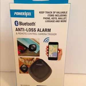 Powerxcel Bluetooth anti-loss alarm and remote c